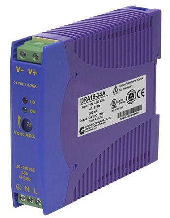 Источник питания DRA18-24A Chinfa Electronics