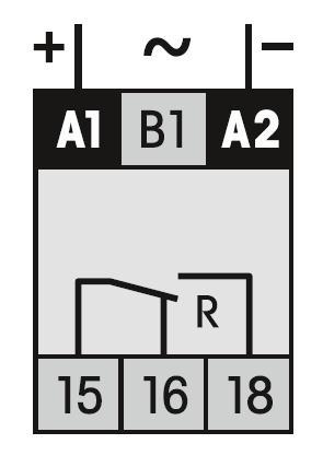Схема подключения CIM1/UC24-240V