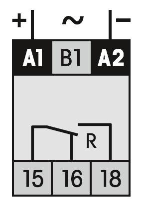 Схема подключения CIM3/UC24-240V