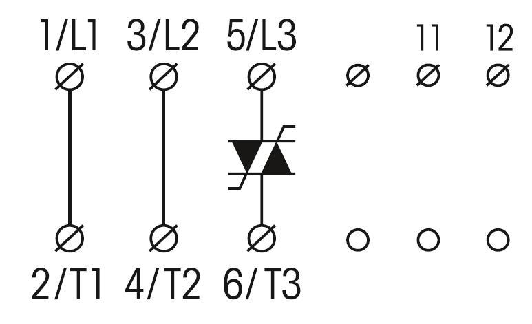 Схема подключения CTC3415