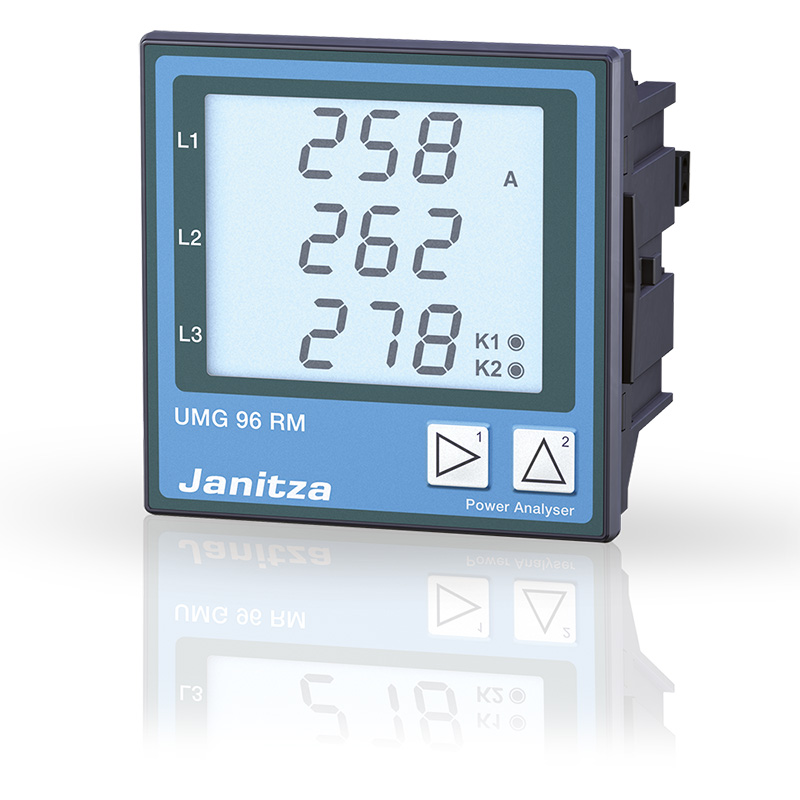 Анализатор мощности UMG 96RM-E UL - 52. 22. 062 (52. 22. 062) Janitza