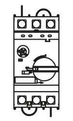 Подключение автомата защиты для однофазного двигателя