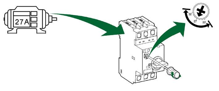 Как выбрать уставку автоматического выключателя для электродвигателя