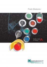 обложка каталога Кнопки Benedict