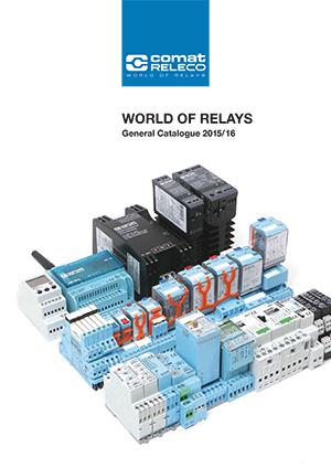 Обложка каталога Comat-Releco