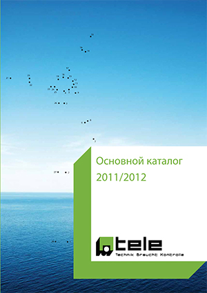 Обложка каталога TELE