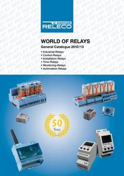 Новый каталог RELECO